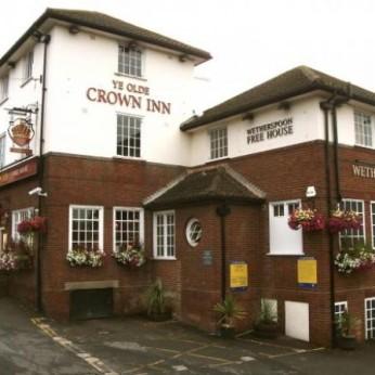 Ye Olde Crown Inn, Stourport on Severn
