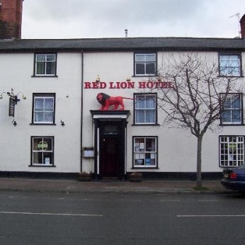 Red Lion Hotel, Llanidloes