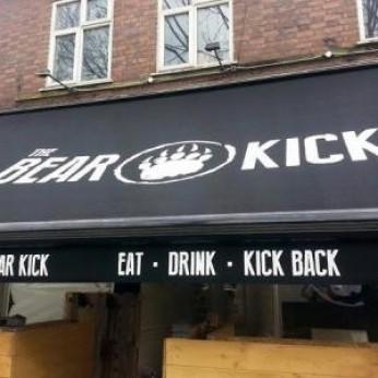 Bear Kick, London SW14