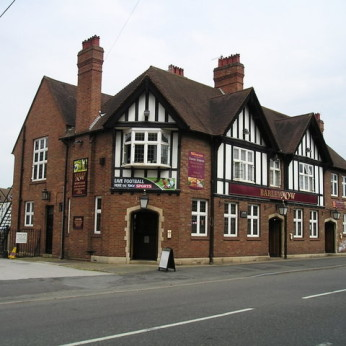 Barley Mow, Droitwich Spa