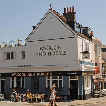 Waggon & Horses, Brighton