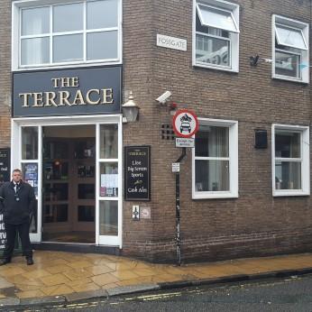 Terrace, York