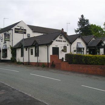 Horns Inn, Rugeley