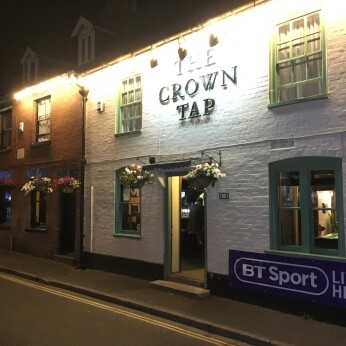 Crown Tap, Ringwood