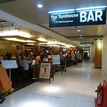 Turnhouse Bar, Edinburgh Airport
