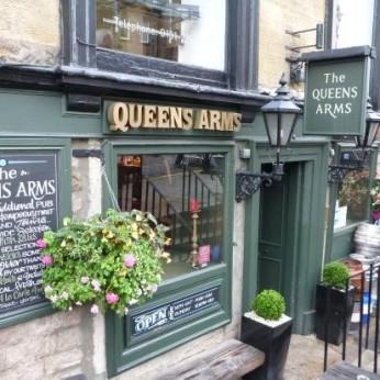 Queens Arms, Edinburgh