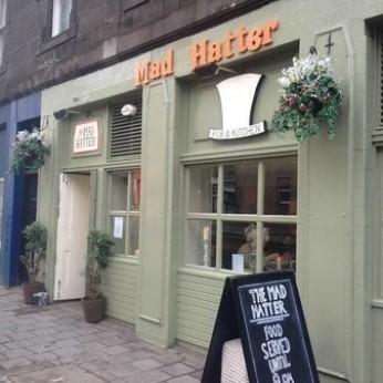 Mad Hatter, Edinburgh