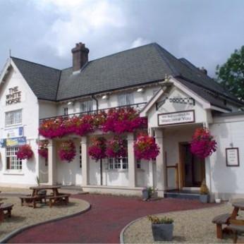White Horse, Newnham