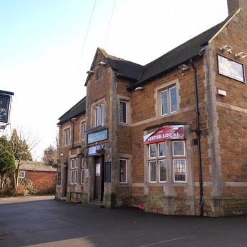 Crown Inn, Hardingstone