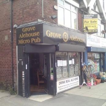 Grove Alehouse, Hazel Grove
