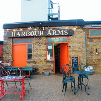 Harbour Arms, Harbour Arm