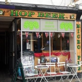 Hop Beer Shop, Chelmsford