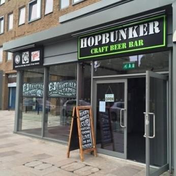 Hopbunker, Cardiff