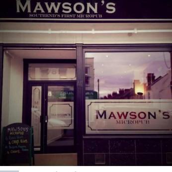 Mawson's Micropub, Southend-on-Sea