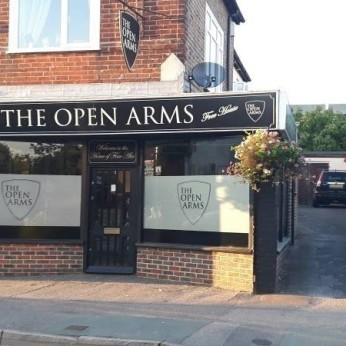 Open Arms, East Grinstead