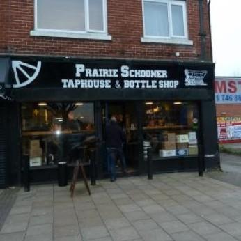 Prairie Schooner Taphouse, Manchester