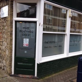 Potting Shed, Hythe