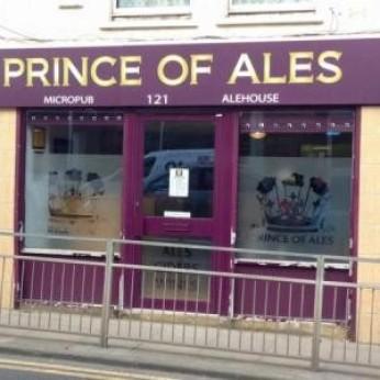 Prince of Ales, Gillingham