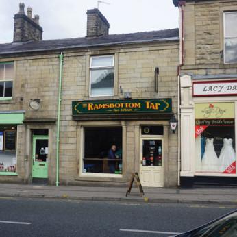 Ramsbottom Tap, Bury