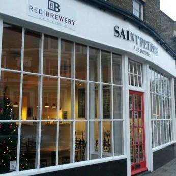 Saint Peter's Ale House, Bedford