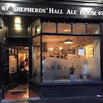 Shepherds Hall Ale House, Chorley