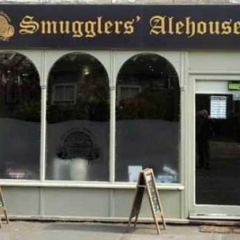 Smugglers' Alehouse, New Romney