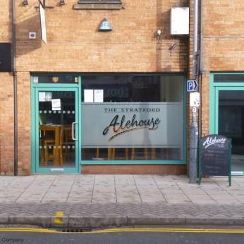 Stratford Alehouse, Stratford upon Avon