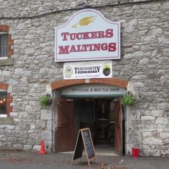 Taphouse & Bottleshop at Tuckers Maltings, Newton Abbot