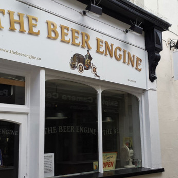 Beer Engine, Skipton