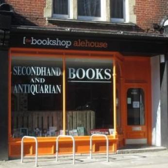 Bookshop Alehouse, Southampton