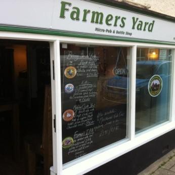 Farmers Yard, Maldon