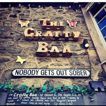 Crafty Baa, Windermere