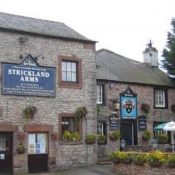 Strickland Arms, Great Strickland