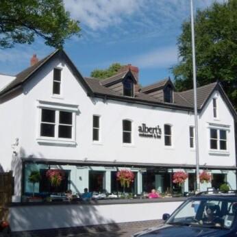 Albert's Restaurant & Bar, Manchester
