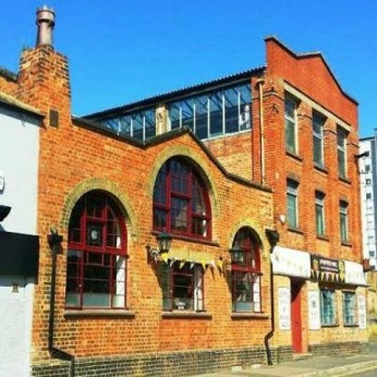 Albion Brewery Bar, Northampton