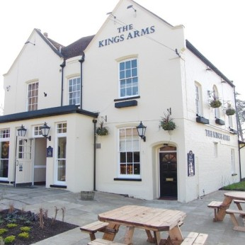 Kings Arms, Newport Pagnell