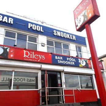 Rileys Sports Bar, Prestwich