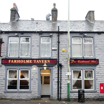 Farholme Tavern, Stacksteads