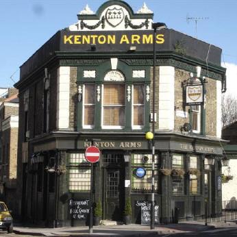 Kenton, London E9