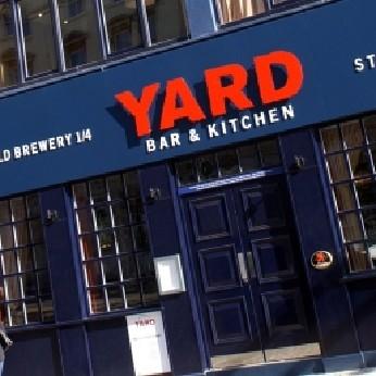 Yard Bar & Kitchen, Cardiff