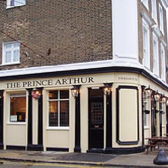 Prince Arthur, London E8