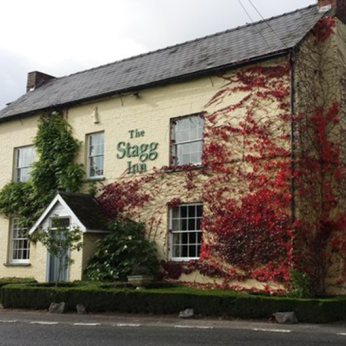 Stagg Inn, Titley