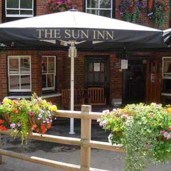 Sun Inn, Lemsford