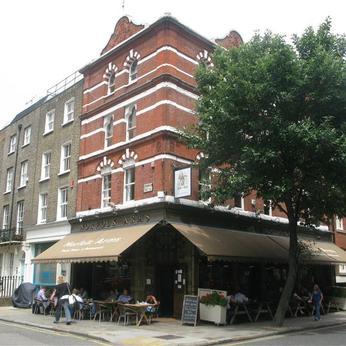 Norfolk Arms, London WC1