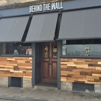 Behind The Wall, Falkirk