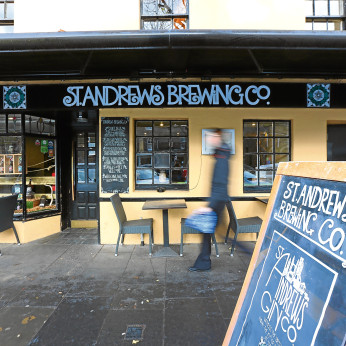 St Andrews Brewing Company, St. Andrews