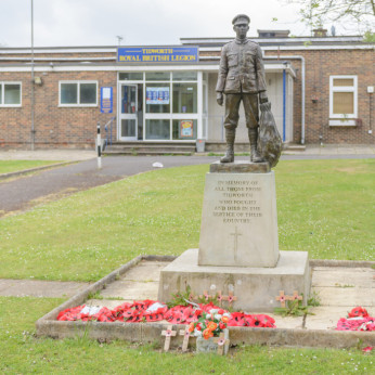 Click to view full size - Royal British Legion Club, Tidworth(photograph number 1)