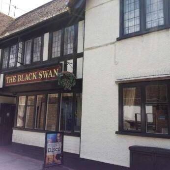 Black Swan, Abingdon-on-Thames