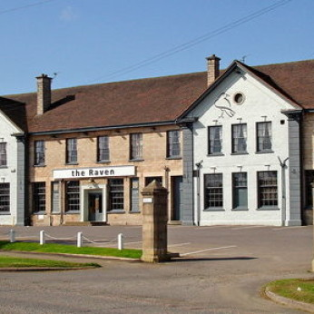 Raven Hotel, Corby