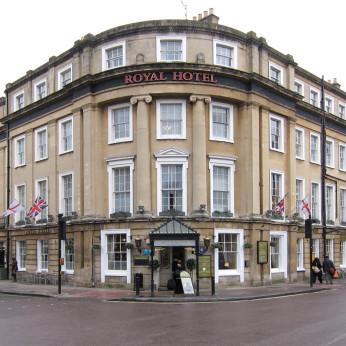 Royal Hotel, Bath